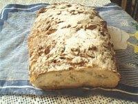 Yeast Bread with Pumpkin Seeds