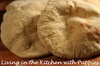 Homemade Pita