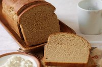 100% ww cottage cheese lemony sandwich bread