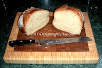 Basic Bread Bookends