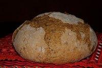Black Russian Bread