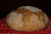 Black Russian Bread
