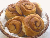 Cinnamon Rolls with a Healthy Twist