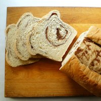Apple Butter Swirl Bread