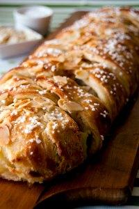 Cinnamon apple Danish braid