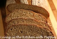 Wheat Bread with a Multigrain Soaker