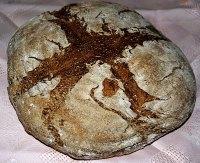 Pan de Centeno y Comino