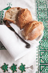 Small Seeded Breads
