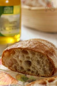 sourdough ciabatta rolls