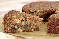 Bread Crumb Carrot Cake