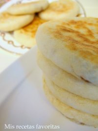 Hotteok-Korean Sweet Pancakes