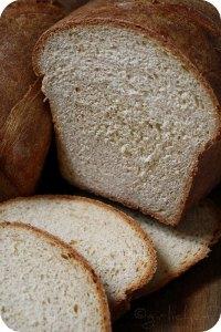 Banana Cardamom Sandwich Bread