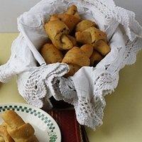 Whole Wheat Savory Crescent Rolls