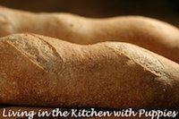 Light Wheat Baguettes