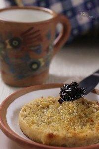 sourdough english muffin