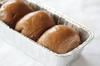 Chocolate bread rolls