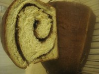 Cinnamon Bread / Pain au cannelle