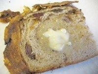 Sourdough Datteri e Noci Loaf