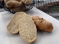 Thyme & sirop de Liège bread