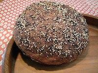 Artos - Greek Saints' Day Bread