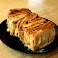 Cinnamon Leaves - Sweet Bread Recipe