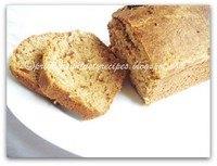 Garlic & SunDried Tomatoes No Knead Bread