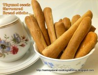 Indian Bread sticks