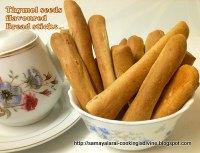 Indian Bread sticks
