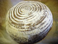 Sourdough with Ancient Grains and Whole Wheat