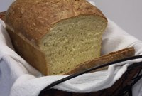 Einkorn Oatmeal Bread