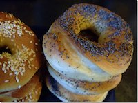 Best Chewy Bagels