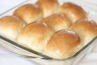 Sweet bread rolls