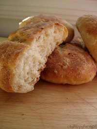 Basmati Yogurt Breadrolls