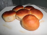 Dinner Rolls In One Hour