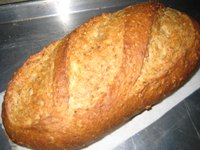 Basic Hearth Bread - Multi-Grain Version
