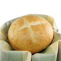 Portuguese White Cornmeal Bread