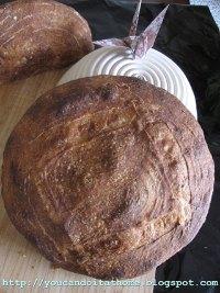 Pugliese - Italian bread with durum flour