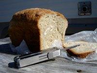 Flaxseed Semi-Sourdough