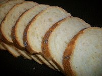 Enriched White Bread