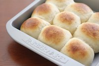 Honey bread rolls