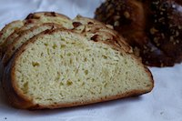 Turkish Easter Bread