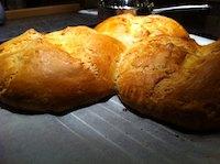 Austrian easter bread ( farmer's style )