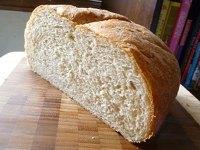 Irish Wholemeal White Bread