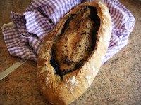 Pan de olivas