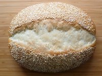 Sesame White Bread