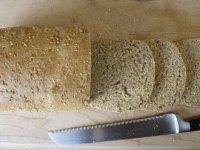 Sunflower Millet Bread