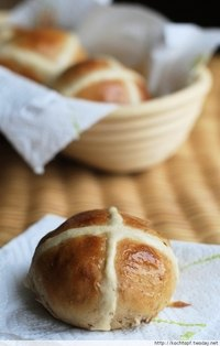Hot cross buns