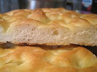 Carol Field's Basic Focaccia