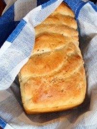 herb bread