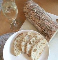 Ciabatta with Poolish pre-ferment